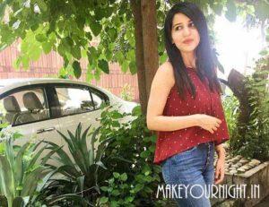 Nisha Indian Model Escort Profile Photo