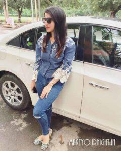 Nisha Indian Model Escort in Delhi (2)