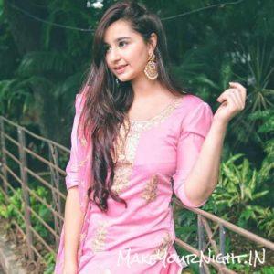 Saanvi - sexy Delhi call girl